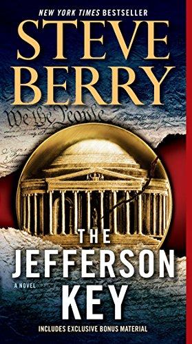 9780345505521: The Jefferson Key (with bonus short story The Devil's Gold): A Novel (Cotton Malone)