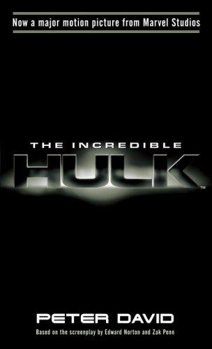 9780345506993: The Incredible Hulk