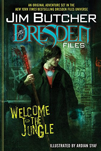 The Dresden Files Welcome to the Jungle