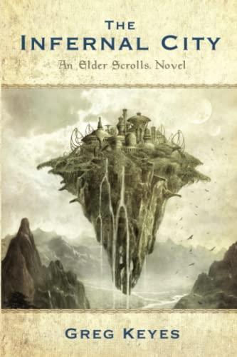 9780345508010: The Elder Scrolls: The Infernal City