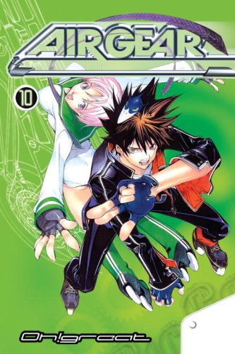 Air Gear, Vol.10