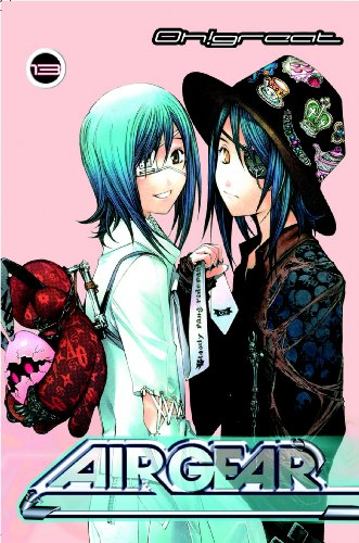 Air Gear, Vol. 13