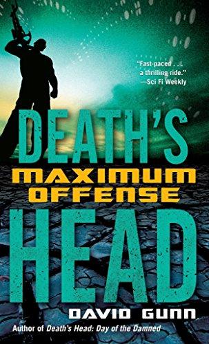9780345508690: Death's Head: Maximum Offense