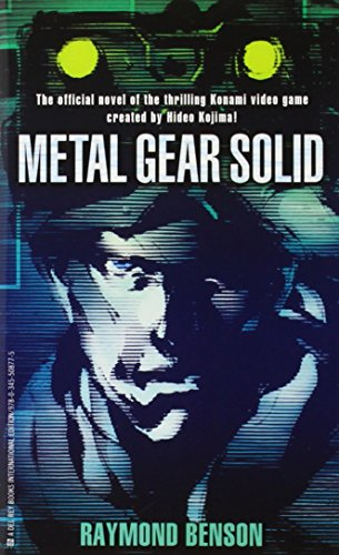 9780345508775: Metal Gear Solid