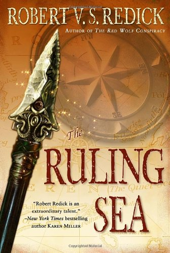 The Ruling Sea **Signed**: Redick, Robert V. S.