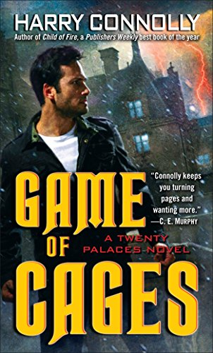 9780345508904: Game of Cages: A Twenty Palaces Novel