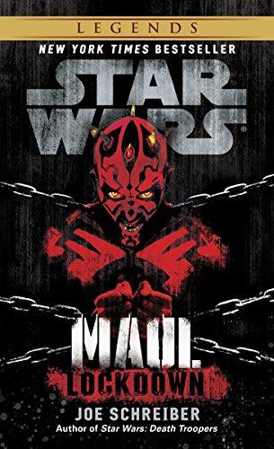 9780345509048: Star Wars: Maul: Lockdown