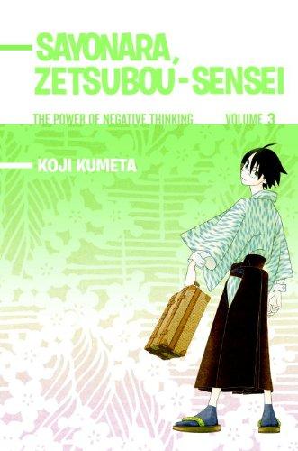 Sayonara, Zetsubou-Sensei 3: The Power of Negative Thinking: Kumeta, Koji