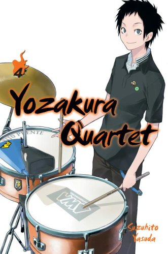 9780345510310: Yozakura Quartet 4