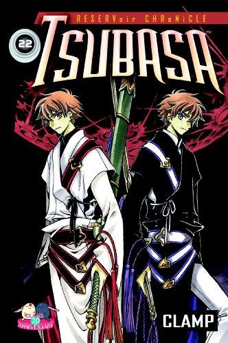 Tsubasa: RESERVoir CHRoNiCLE, Vol. 22: Clamp