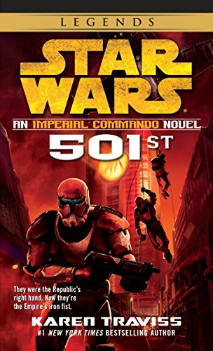 Star Wars: An Imperial Commando Novel, 501st