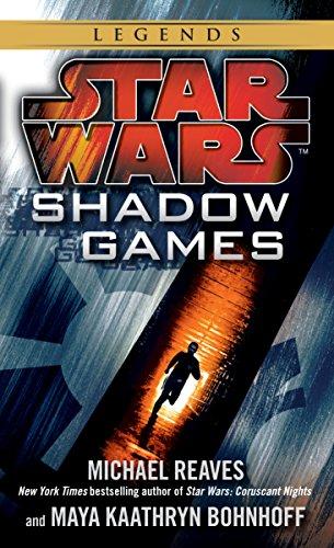 9780345511201: Shadow Games (Star Wars (Del Rey))