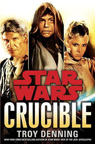 9780345511423: Crucible (Star Wars)