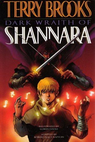 9780345511935: Dark Wraith of Shannara (Shannara Graphic Novels, Volume 1)