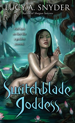 9780345512116: Switchblade Goddess (Jessie Shimmer)