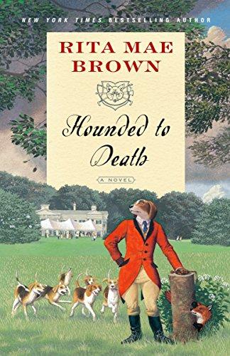 9780345512376: Hounded to Death: A Novel (