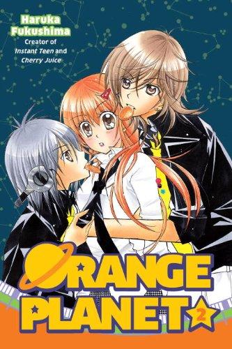 Orange Planet 2: Haruka Fukushima