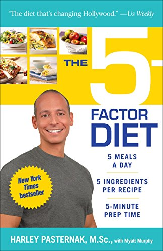 9780345513496: The 5-Factor Diet