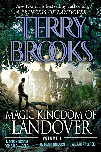 9780345513526: The Magic Kingdom of Landover Volume 1: Magic Kingdom for Sale Sold! - The Black Unicorn - Wizard at Large