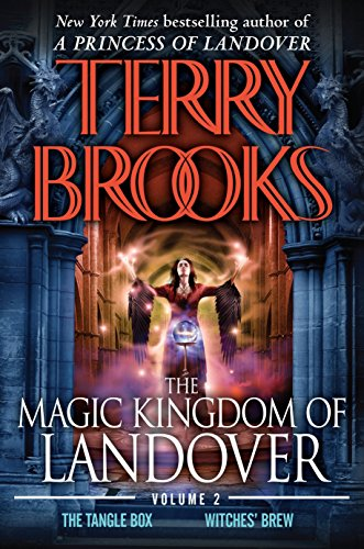 The Magic Kingdom of Landover Volume 2: Terry Brooks