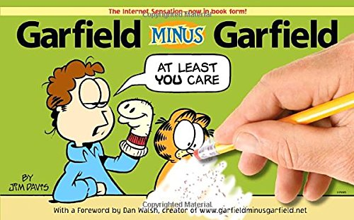 9780345513878: Garfield Minus Garfield: The Internet Sensation--now in Book Form!