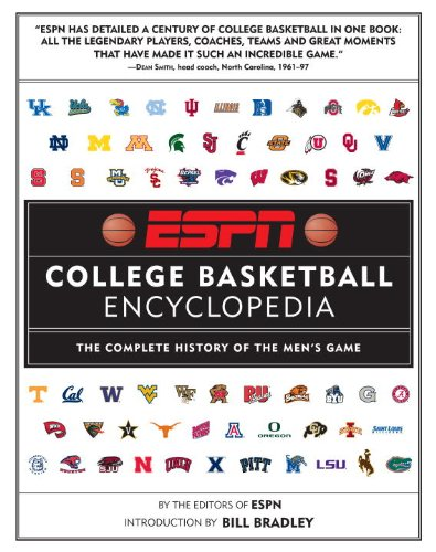 9780345513922: ESPN College Basketball Encyclopedia: The Complete History of the Men's Game