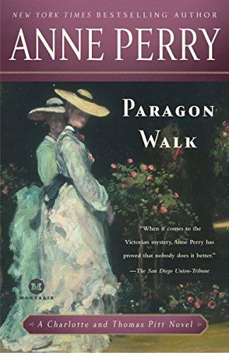 9780345513977: Paragon Walk: A Charlotte and Thomas Pitt Novel