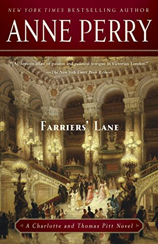 9780345514134: Farriers' Lane: A Charlotte and Thomas Pitt Novel