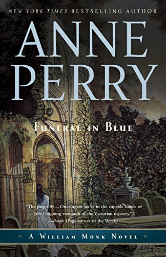 9780345514141: Funeral in Blue: A William Monk Novel