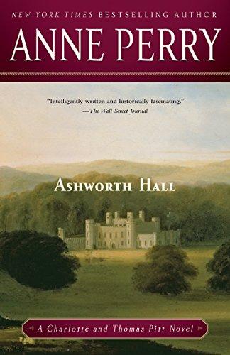 9780345514219: Ashworth Hall: A Charlotte and Thomas Pitt Novel