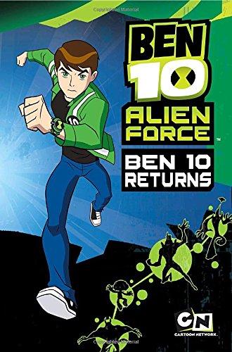 9780345514387: Ben 10 Returns (Ben 10: Alien Force)