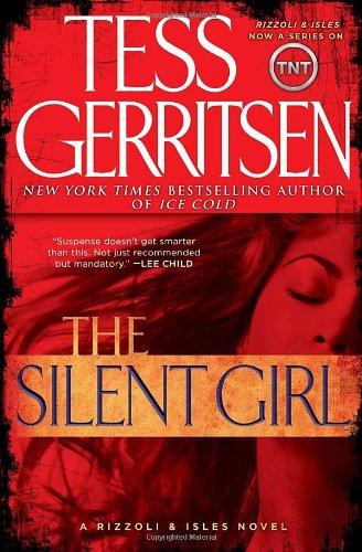 """The Silent Girl """" Signed """": Gerritsen, Tess"""
