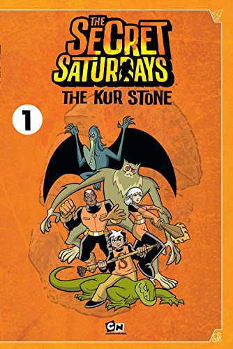 9780345516947: The Secret Saturdays 1: The Kur Stone (Secret Saturdays (del Ray))