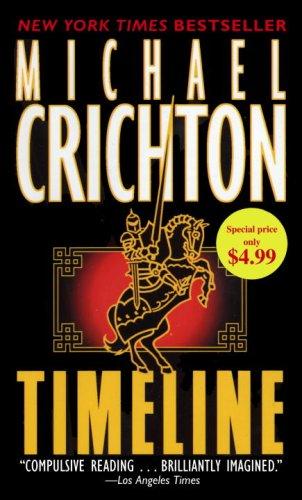 9780345517814: Timeline: A Novel