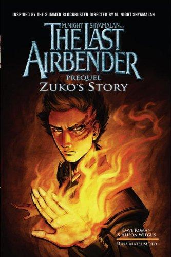 9780345518545: The Last Airbender Prequel: Zuko's Story