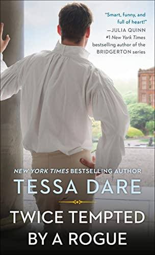 9780345518873: Twice Tempted by a Rogue (Stud Club Trilogy)