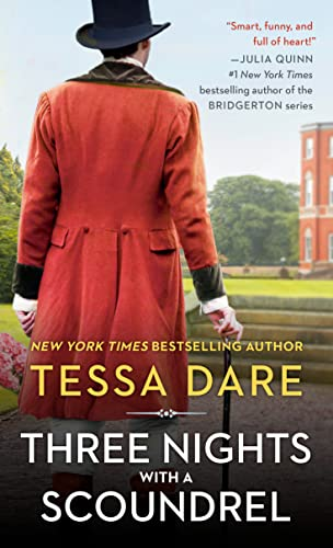 9780345518897: Three Nights with a Scoundrel (Stud Club Trilogy)