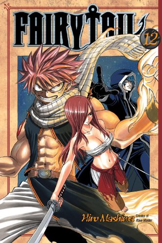 9780345519931: Fairy Tail, Volume 12