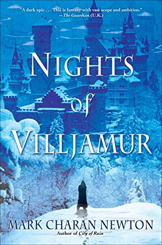 9780345520852: Nights of Villjamur (Legends of the Red Sun)