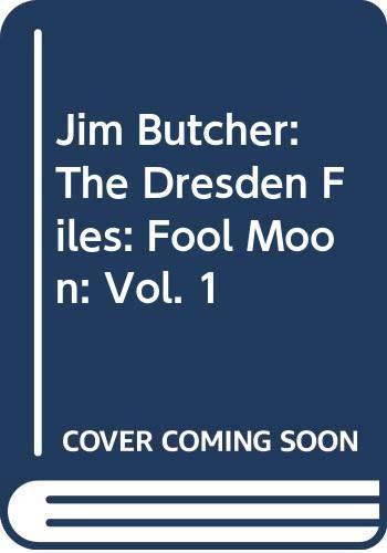 9780345520968: Jim Butcher: The Dresden Files: Fool Moon: Vol. 1