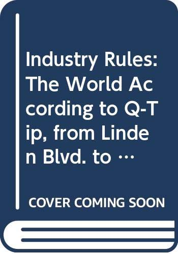 9780345521170: Industry Rules: The World According to Q-Tip, from Linden Blvd. to El Segundo and Beyond
