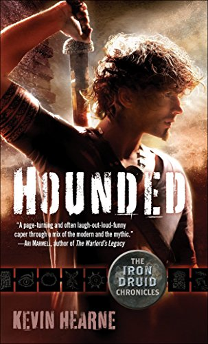 9780345522474: The Iron Druid Chronicles 1. Hounded