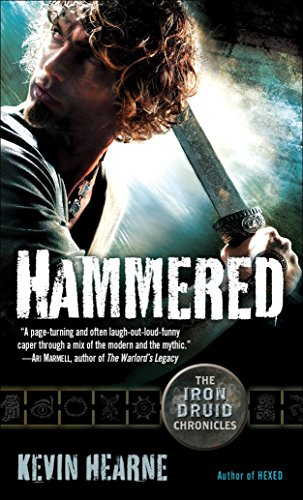 9780345522481: The Iron Druid Chronicles 3. Hammered