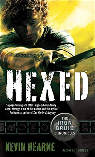 9780345522498: Hexed (Iron Druid Chronicles)