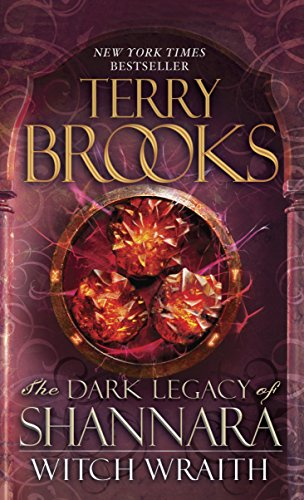 9780345523549: Witch Wraith: The Dark Legacy of Shannara