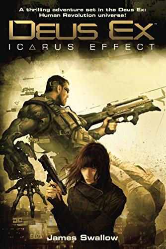 Deus Ex: Icarus Effect: Swallow, James