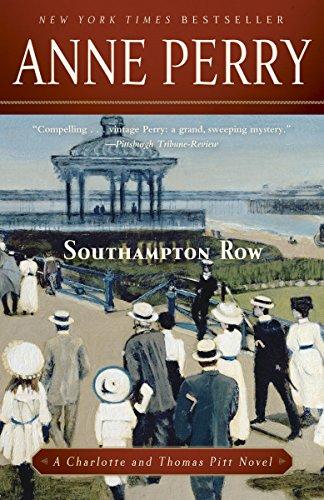 9780345523686: Southampton Row: A Charlotte and Thomas Pitt Novel