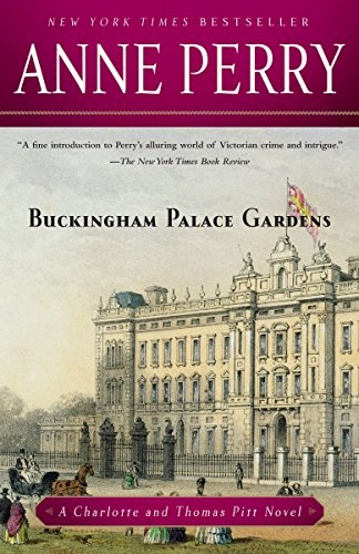 9780345523693: Buckingham Palace Gardens: A Charlotte and Thomas Pitt Novel