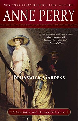 9780345523709: Brunswick Gardens (Charlotte & Thomas Pitt Novels)