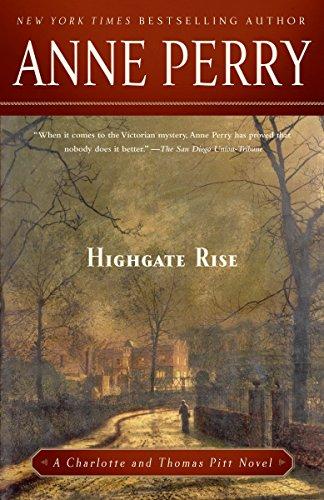 9780345523761: Highgate Rise (Thomas Pitt)